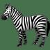 🦓 zebra Emoji on Samsung Platform