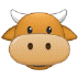 🐮 cow face Emoji on Samsung Platform