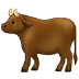 🐂 ox Emoji on Samsung Platform
