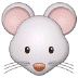 🐭 mouse face Emoji on Samsung Platform