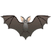 🦇 bat Emoji on Samsung Platform