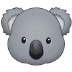 🐨 koala Emoji on Samsung Platform