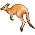 🦘 kangaroo Emoji on Samsung Platform