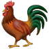 🐓 rooster Emoji on Samsung Platform