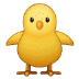 🐥 front-facing baby chick Emoji on Samsung Platform