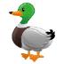 🦆 duck Emoji on Samsung Platform
