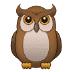 🦉 Kuwago Emoji sa Samsung Platform
