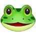 🐸 frog Emoji on Samsung Platform