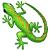 🦎 lizard Emoji on Samsung Platform