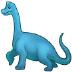🦕 sauropod Emoji on Samsung Platform