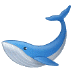 🐋 whale Emoji on Samsung Platform