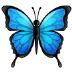🦋 butterfly Emoji on Samsung Platform