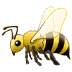 🐝 honeybee Emoji on Samsung Platform
