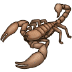 🦂 scorpion Emoji on Samsung Platform