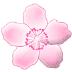🌸 Flor de Cerejeira Emoji na Plataforma Samsung