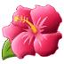 🌺 hibiscus Emoji on Samsung Platform