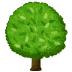 🌳 deciduous tree Emoji on Samsung Platform