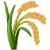🌾 sheaf of rice Emoji on Samsung Platform
