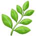 🌿 herb Emoji on Samsung Platform