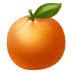 🍊 tangerine Emoji on Samsung Platform