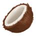 🥥 coconut Emoji on Samsung Platform