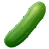 🥒 Cucumber Emoji on Samsung Platform