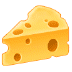 🧀 cheese wedge Emoji on Samsung Platform