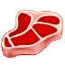 🥩 cut of meat Emoji on Samsung Platform