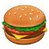 🍔 hamburger Emoji on Samsung Platform