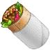 🌯 burrito Emoji on Samsung Platform