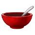 🥣 bowl with spoon Emoji on Samsung Platform