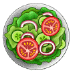 🥗 green salad Emoji on Samsung Platform