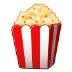 🍿 Pop corn Emoji sur la plateforme Samsung