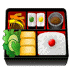 🍱 bento box Emoji on Samsung Platform
