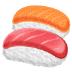 🍣 sushi Emoji on Samsung Platform