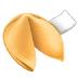 🥠 fortune cookie Emoji on Samsung Platform