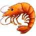 🦐 shrimp Emoji on Samsung Platform