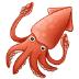 🦑 squid Emoji on Samsung Platform