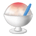 🍧 shaved ice Emoji on Samsung Platform
