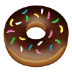 🍩 doughnut Emoji on Samsung Platform