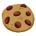 🍪 cookie Emoji on Samsung Platform
