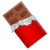 🍫 chocolate bar Emoji on Samsung Platform