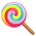 🍭 lollipop Emoji on Samsung Platform
