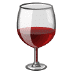 🍷 wine glass Emoji on Samsung Platform