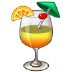 🍹 tropical drink Emoji on Samsung Platform