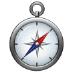 🧭 compass Emoji on Samsung Platform