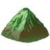 ⛰️ पर्वत सैमसंग प्लेटफ़ॉर्म पर इमोजी