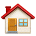 🏠 house Emoji on Samsung Platform