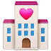🏩 love hotel Emoji on Samsung Platform