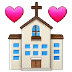 💒 wedding Emoji on Samsung Platform